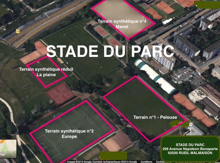 Stade du parc